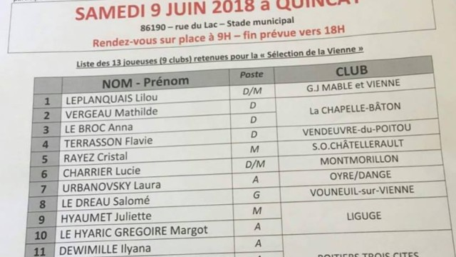 selection vienne