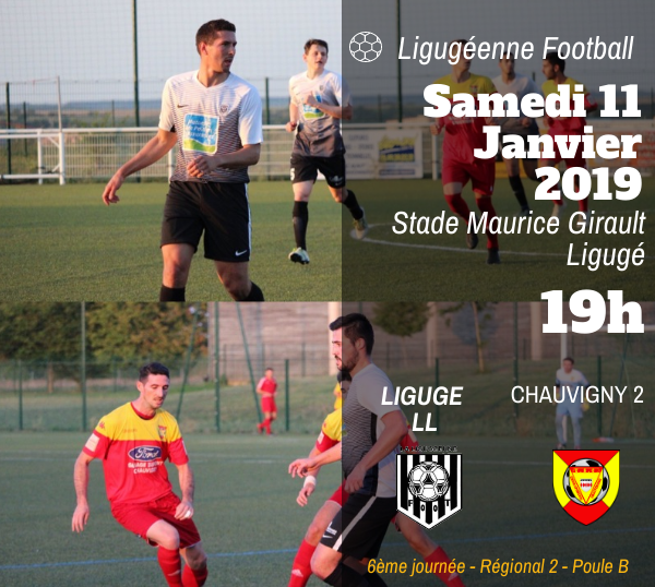 Affiche match 11/01/2020